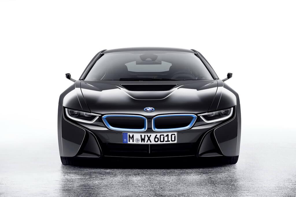 Фотография экоавто BMW i8 - фото 100