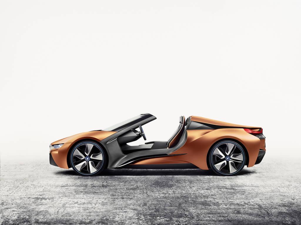 Фотография экоавто BMW i8 - фото 110