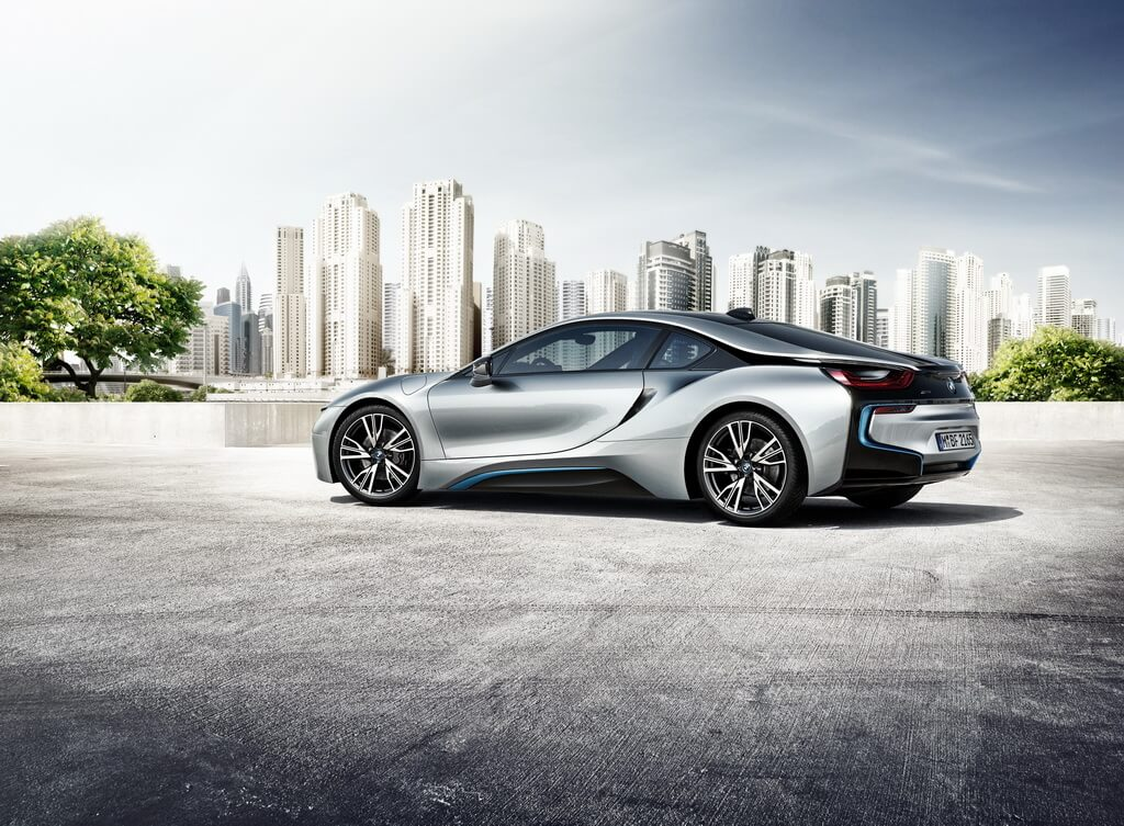 Фотография экоавто BMW i8 - фото 14