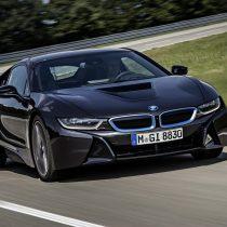 Фотография экоавто BMW i8 - фото 18