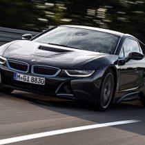 Фотография экоавто BMW i8 - фото 28