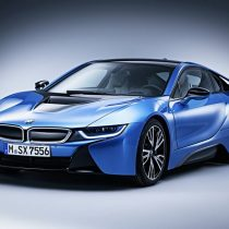 Фотография экоавто BMW i8 - фото 46