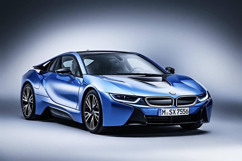 Фотография экоавто BMW i8 - фото 52