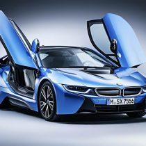 Фотография экоавто BMW i8 - фото 53