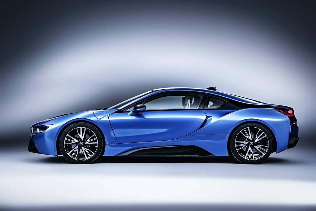 Фотография экоавто BMW i8 - фото 59