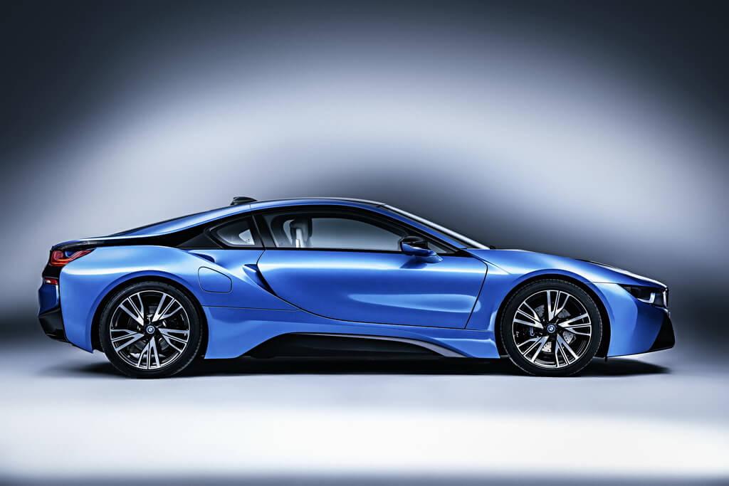 Фотография экоавто BMW i8 - фото 60