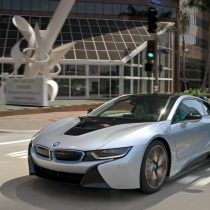 Фотография экоавто BMW i8 - фото 68
