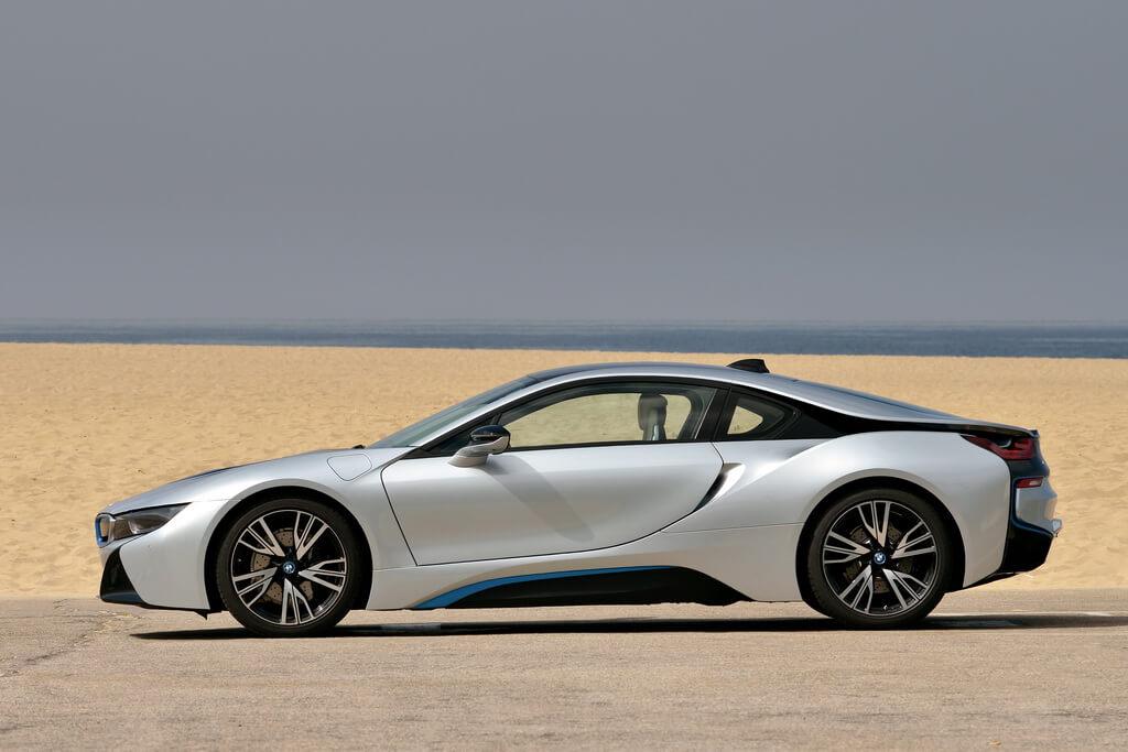 Фотография экоавто BMW i8 - фото 94