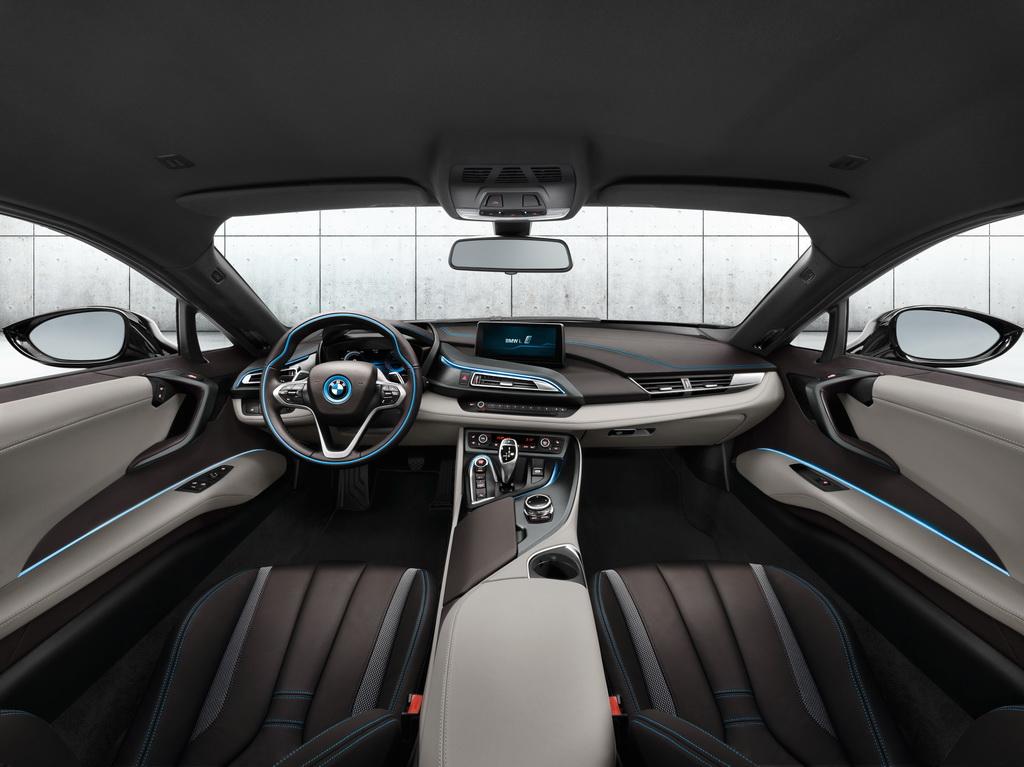Фотография экоавто BMW i8 - фото 115