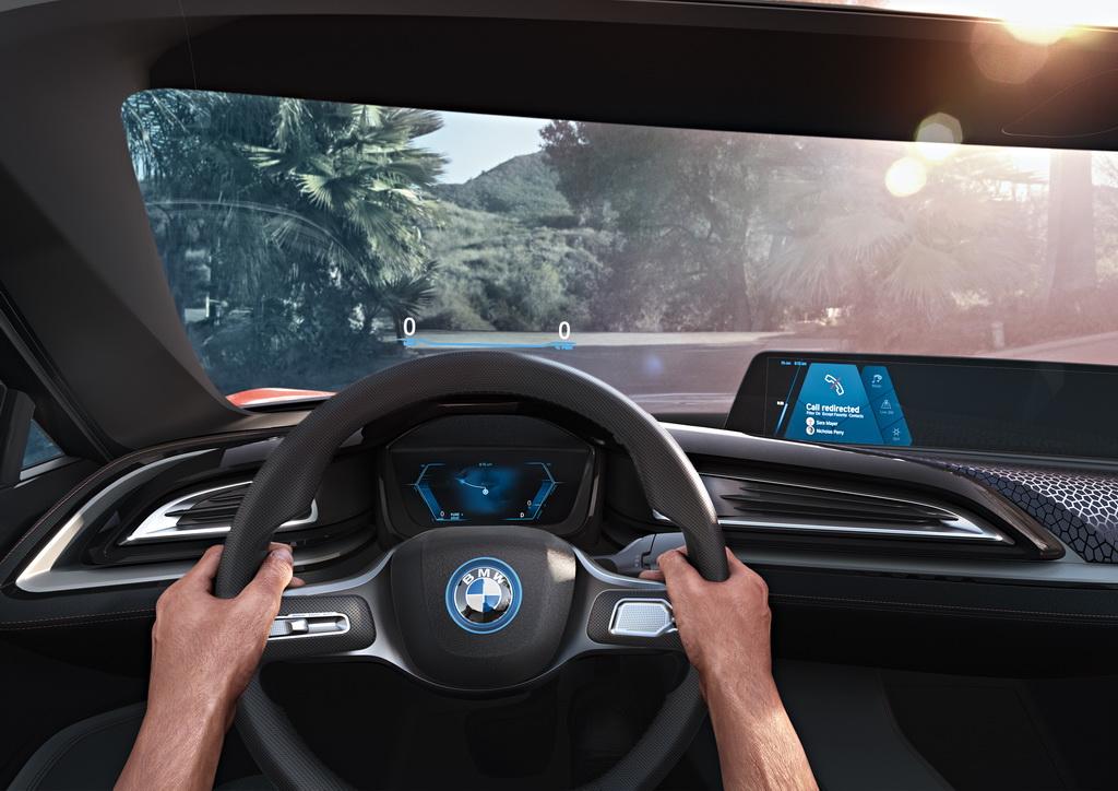 Фотография экоавто BMW i8 - фото 140