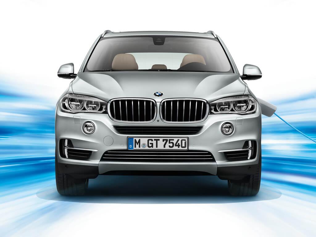 Фотография экоавто BMW X5 xDrive40e