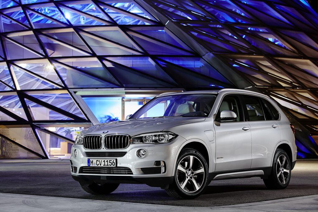 Фотография экоавто BMW X5 xDrive40e - фото 7
