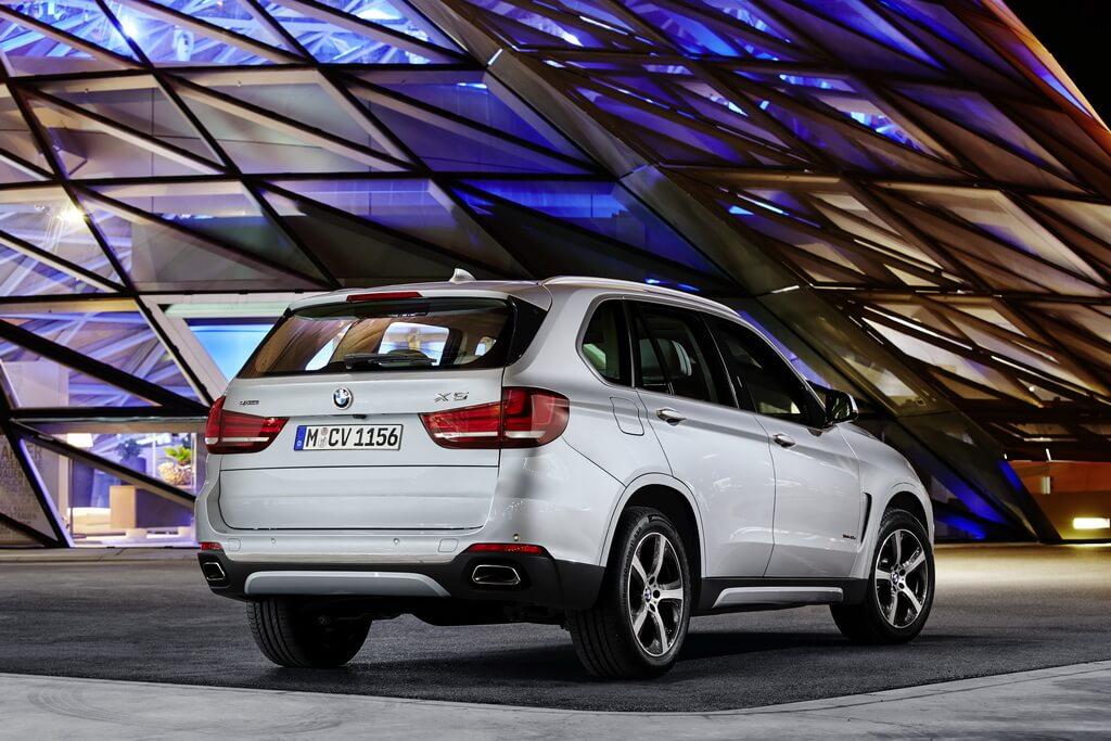 Фотография экоавто BMW X5 xDrive40e - фото 8