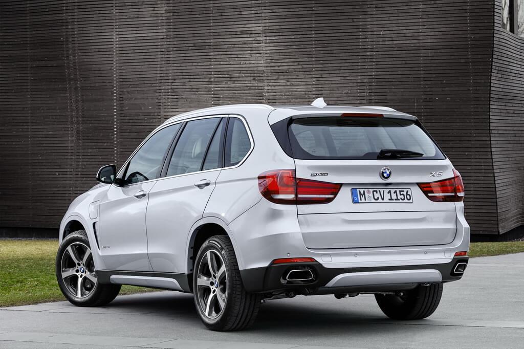Фотография экоавто BMW X5 xDrive40e - фото 26