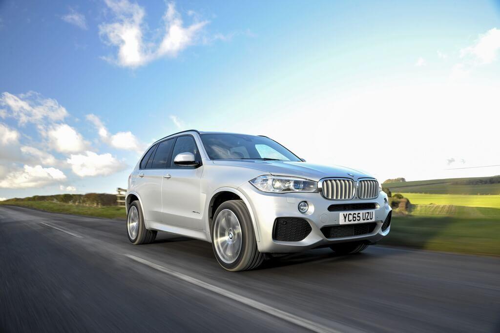 Фотография экоавто BMW X5 xDrive40e - фото 43