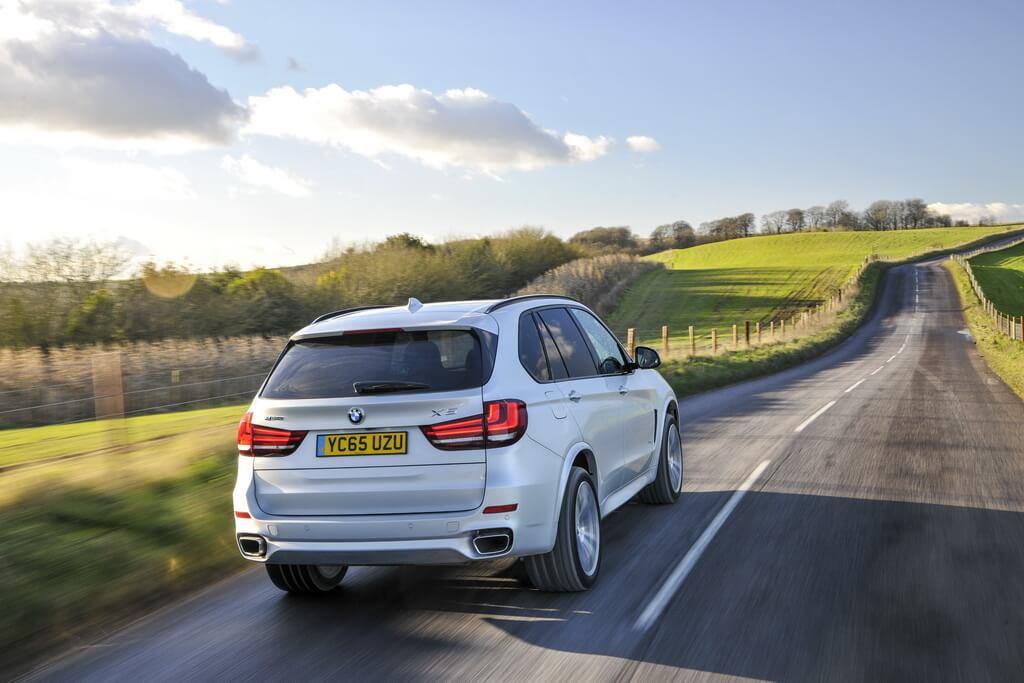 Фотография экоавто BMW X5 xDrive40e - фото 53