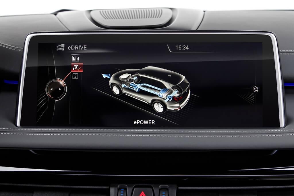 Фотография экоавто BMW X5 xDrive40e - фото 82