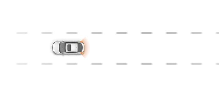 Система контроля полосы движения Hyundai IONIQ Hybrid