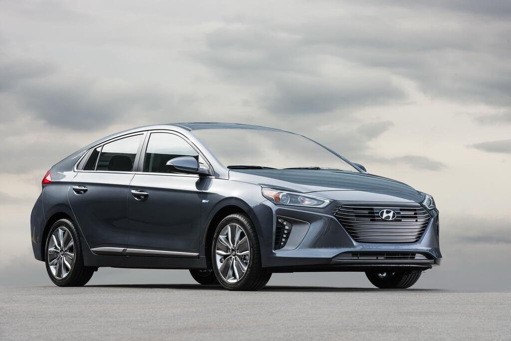 Фотография экоавто Hyundai Ioniq Hybrid