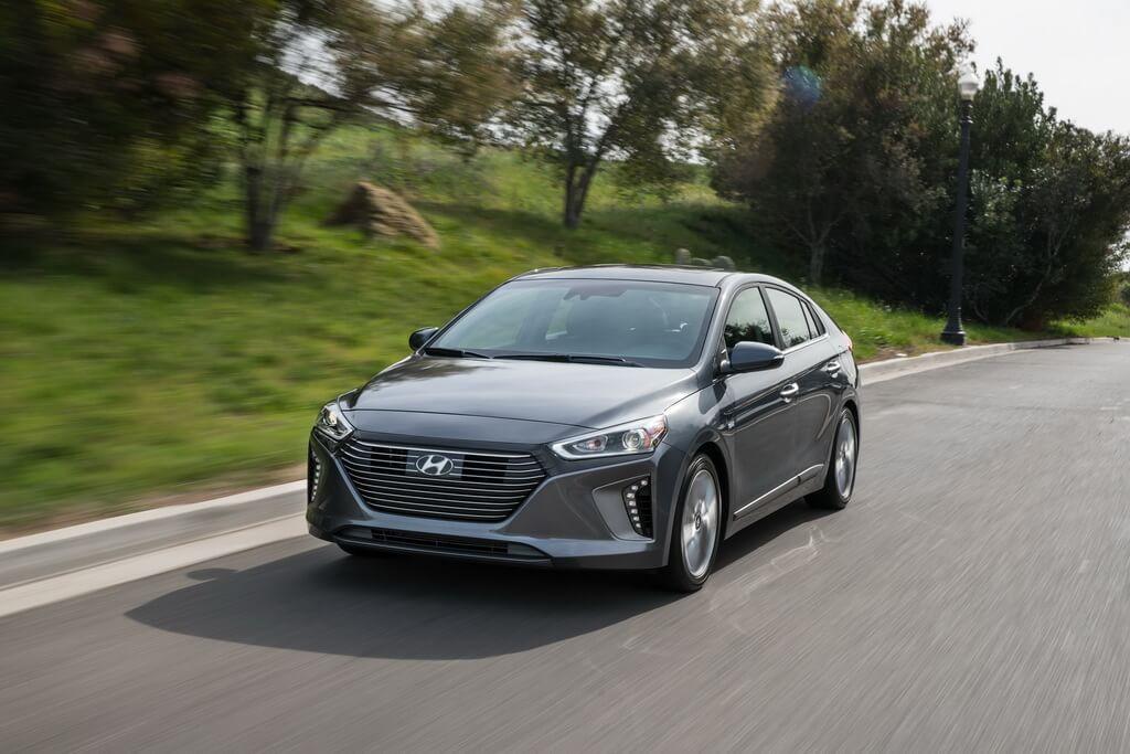 Фотография экоавто Hyundai Ioniq Hybrid - фото 6