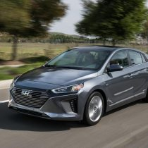 Фотография экоавто Hyundai Ioniq Hybrid - фото 12