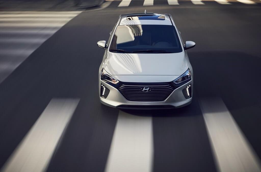 Фотография экоавто Hyundai Ioniq Hybrid - фото 18