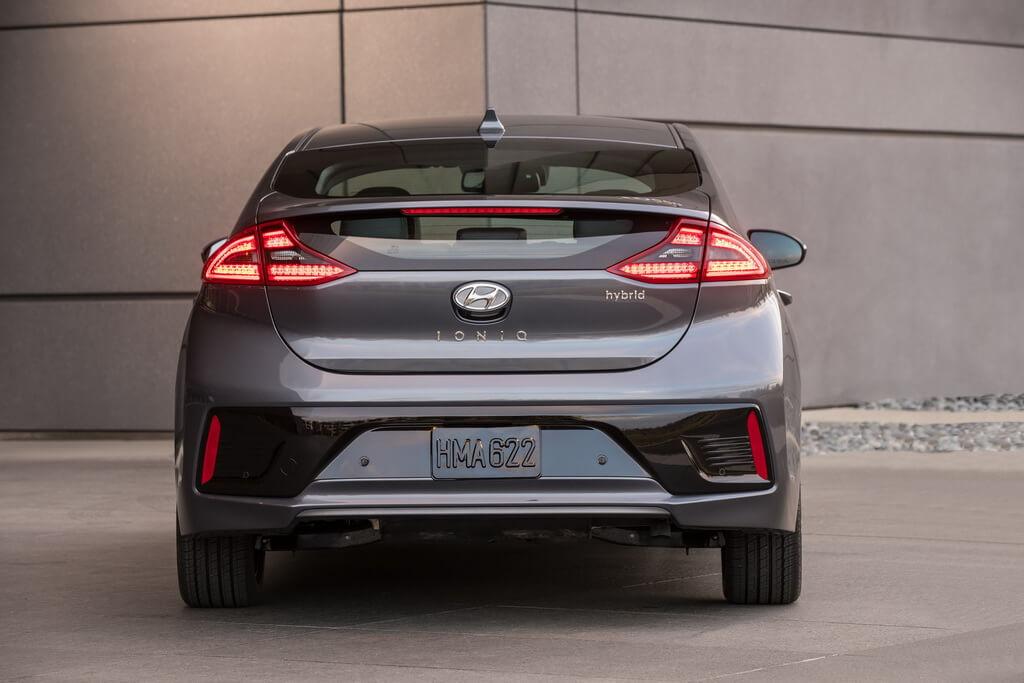 Фотография экоавто Hyundai Ioniq Hybrid - фото 26