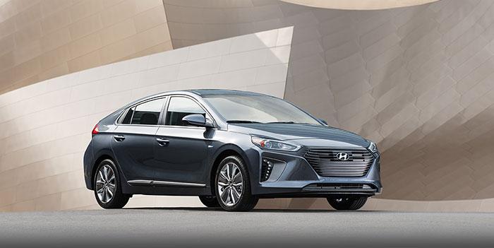 Экстерьер Hyundai IONIQ Hybrid