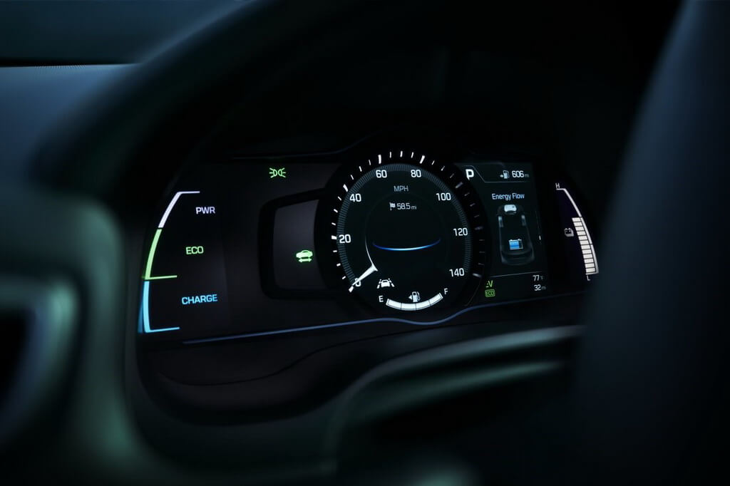 Фотография экоавто Hyundai Ioniq Hybrid - фото 38