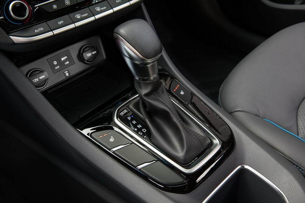 Фотография экоавто Hyundai Ioniq Hybrid - фото 51