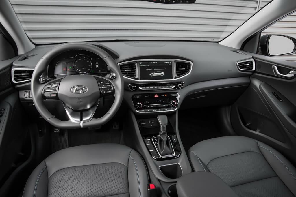 Фотография экоавто Hyundai Ioniq Hybrid - фото 53