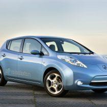 Фотография экоавто Nissan Leaf 2010 (24 кВт•ч)