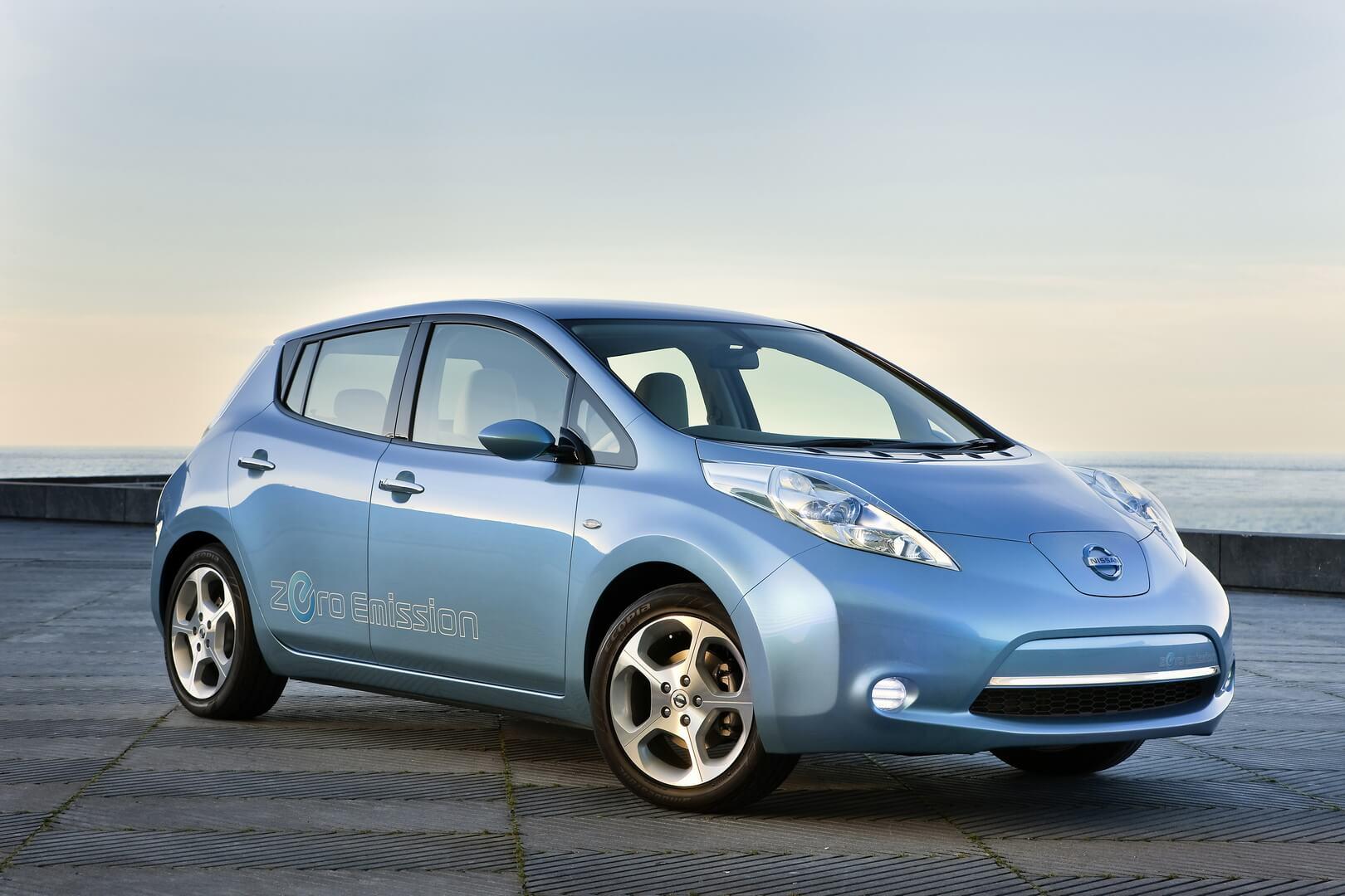 Электромобиль Nissan Leaf