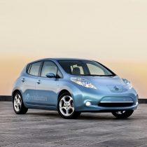 Фотография экоавто Nissan Leaf 2010 (24 кВт•ч) - фото 5