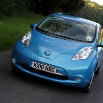 Фотография экоавто Nissan Leaf 2010 (24 кВт•ч) - фото 17