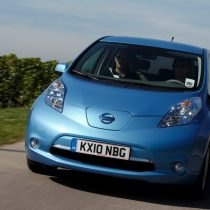 Фотография экоавто Nissan Leaf 2010 (24 кВт•ч) - фото 21