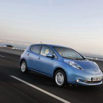 Фотография экоавто Nissan Leaf 2010 (24 кВт•ч) - фото 25