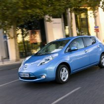 Фотография экоавто Nissan Leaf 2010 (24 кВт•ч) - фото 26