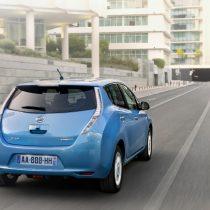 Фотография экоавто Nissan Leaf 2010 (24 кВт•ч) - фото 33