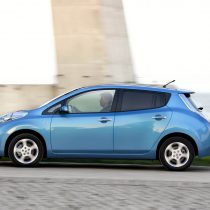 Фотография экоавто Nissan Leaf 2010 (24 кВт•ч) - фото 34