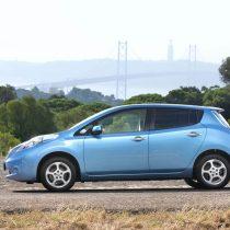 Фотография экоавто Nissan Leaf 2010 (24 кВт•ч) - фото 37