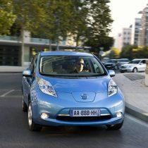 Фотография экоавто Nissan Leaf 2010 (24 кВт•ч) - фото 39