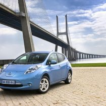 Фотография экоавто Nissan Leaf 2010 (24 кВт•ч) - фото 43