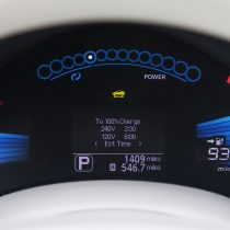 Фотография экоавто Nissan Leaf 2010 (24 кВт•ч) - фото 51