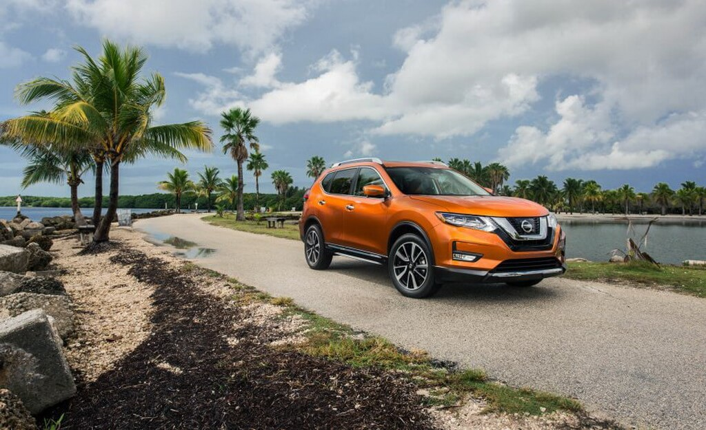 Фотография экоавто Nissan Rogue Hybrid - фото 5