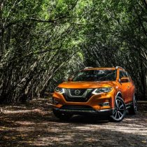 Фотография экоавто Nissan Rogue Hybrid - фото 9