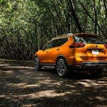Фотография экоавто Nissan Rogue Hybrid - фото 11