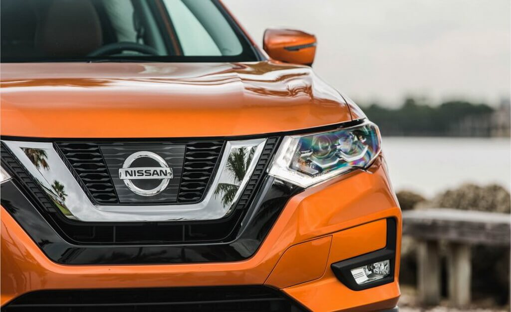Фотография экоавто Nissan Rogue Hybrid - фото 14