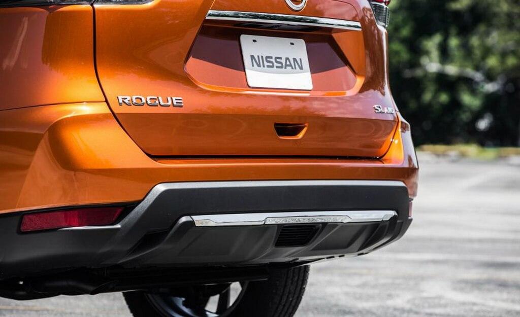 Фотография экоавто Nissan Rogue Hybrid - фото 23