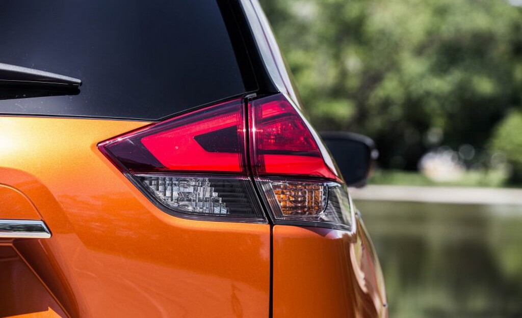 Фотография экоавто Nissan Rogue Hybrid - фото 24